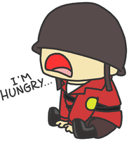 Hungry Solly by Noobynewt