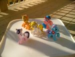 MLP Blind Bags Customs: Original Designs by marienoire