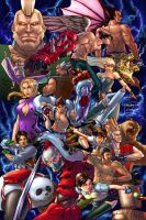 tekken collab with anchan by dylanliwanag