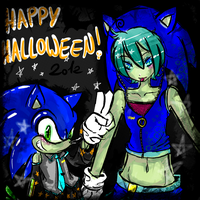Happy Halloween 2012! by xPiko-Chanx