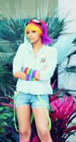Rainbow Dash Cosplay: I Know I'm Awesome by Awesome-Vivi