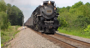 Sandpatch and Southern Fast Freight Limited by Engine97