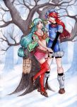 Winter love by lilifane