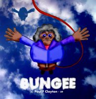 bungee gran by Freds-head