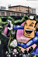 graffiti painter by thePetya