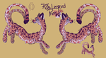 70's Leopard Print [closed] by thepale-deer