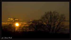 Sunset before Easter by Prezes01