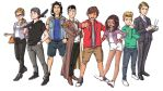 Power Rangers Dino Charge by Lysergic44