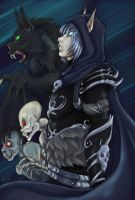 Death Knight - Belf - Colored by RenonVesir