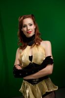 Silk Spectre Photo Shoot by naivecharm