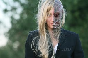 Twoface crossplay make-up4 by matildox