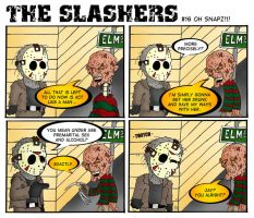 The Slashers 16 by crashdummie