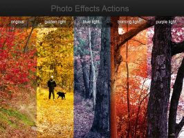 Photo Effects Free Actions by xara24