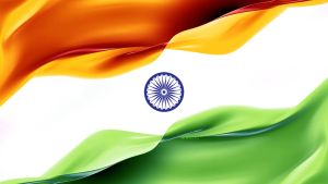 Independence Day - Indian Flag by princepal