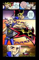 Yami's Secret Shuriken by Elf-chuchu
