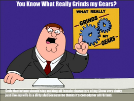 You Know What Really Grinds my Gears? 21 by darthraner83