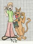 Rooby Roo and Raggy by Geriatric-Newborn