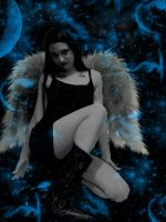 Angel of The Night by Psykowldcrd