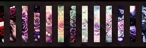 Rose Literature Tags by NishiePoo