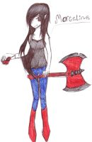 Marceline by SoulEaterGurl