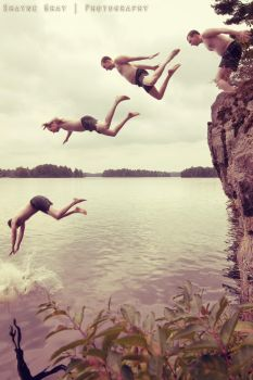 The Jumping Rock by shayne-gray