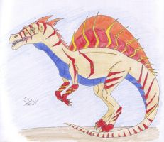 Spino by ObscurusVII