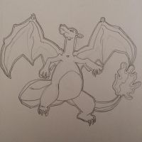 Charizard by Ring-A-Ding-Ding17