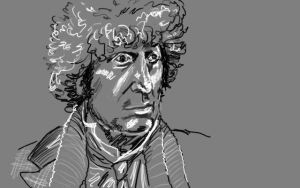 The Fourth Doctor III by Mistical1