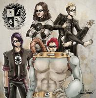 Killjoy Academy by MachineGun-Baby