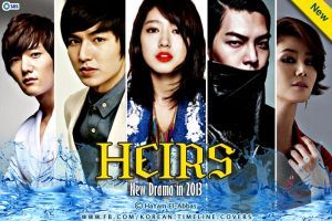 Heirs III by Hayoma