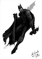 Batman by Mr--Jack