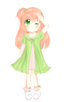 Suika Irie Official Design ~Finished~ by Milky-Dream