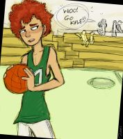 personal cheerleader by desthpicable