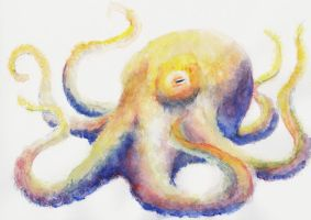 The Octopus by CountingChocobos