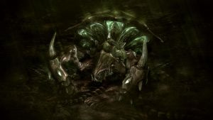 Carrion Wallpaper by Dexistor371