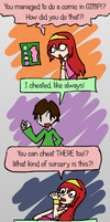 Cheatbender by Mythical-Human