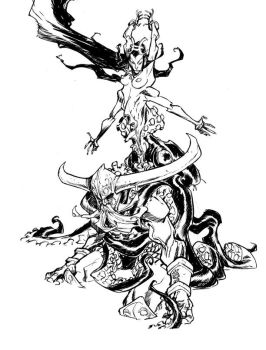 OCTOPUSvsVIKING_90 minutes by EricCanete