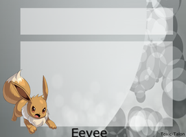 Eevee Journal Skin by Toxic-Talon