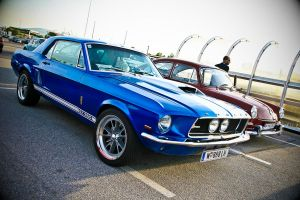 Ford Mustang 1968 coupe by patrik145