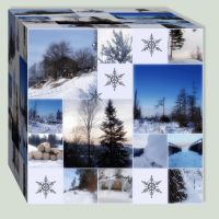 Winter Cube by Escara40
