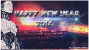 Happy New Year 2014!! by TDProductionStudios
