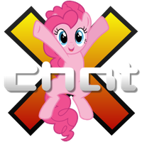Ponyfied XChat Logo Vector by caffeinejunkie