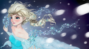Queen Elsa by Tious