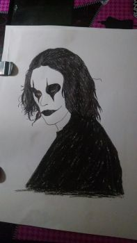 The Crow by LeanardSnart