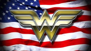 Wonder Woman logo by Balsavor