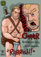 Conner Pixelish ID by flickwit