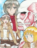 Attackontitan by Salty1