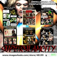 Kruella Slam Complete Collection by EdgarSlam