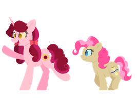 Next Gen #1: Pinkie Pie/Doctor Whooves by CarouselUnique