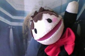 Persona 3 Puppet Pal: Hamuko by rollanberry